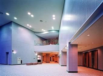 産業交流センター1Fロビー